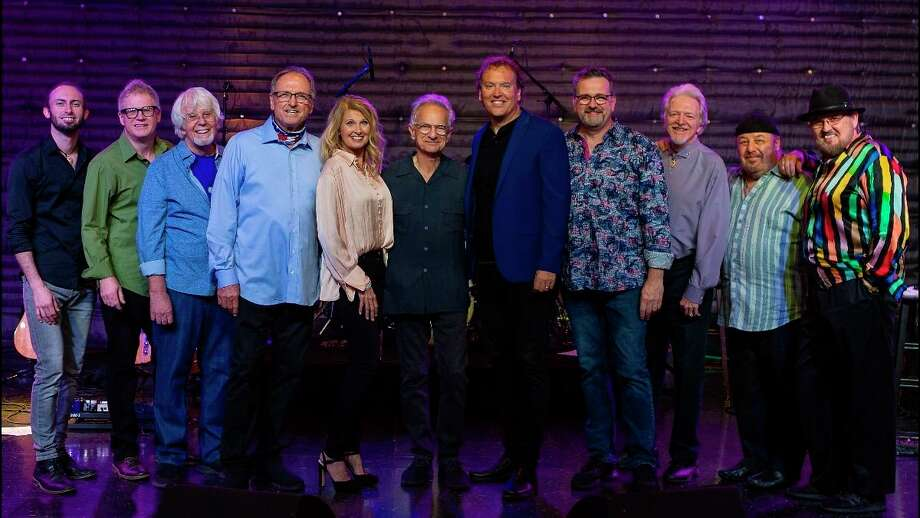 The next edition of the West Shore Community College's Performing Arts Living Room Series will showcaseEdgar Struble Presents: The Kenny Rogers Band with Special Guests Rudy Gatlin & Linda Davis onFeb. 11. (Courtesy photo)
