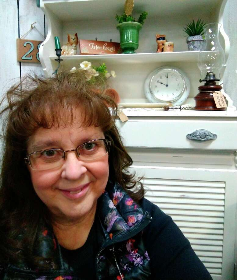 Denice Leonard retired from her job in health care to buy Redeemed and do what she loves: making furniture and creating home decor. (Courtesy photo)