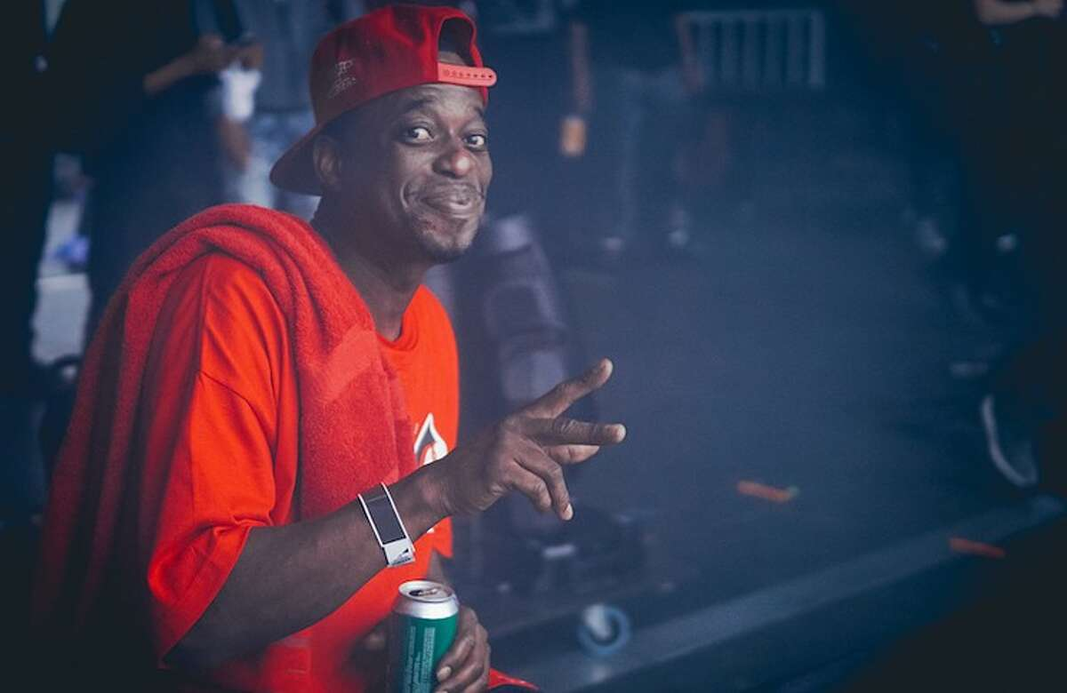 Devin The Dude is an early pioneer of stoner rap.