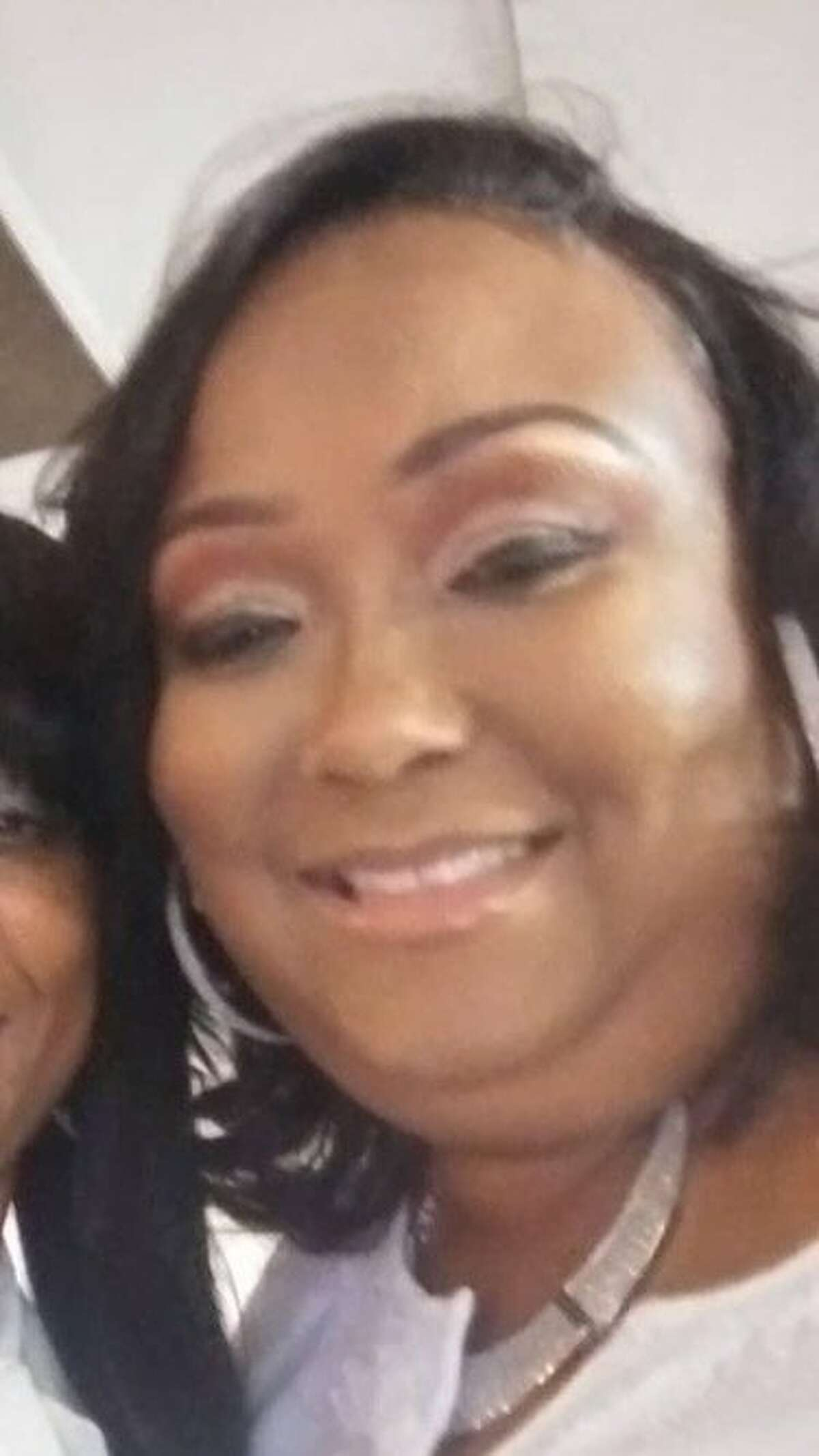 A photo of Lashawn Buffin, one of the 15 people slain in Oakland in January. Buffin was gunned down in her home near the 8300 block of A Street when at least 15 shots were fired just outside on Jan. 16. She died three days later and was not believed to be the target of the attack.