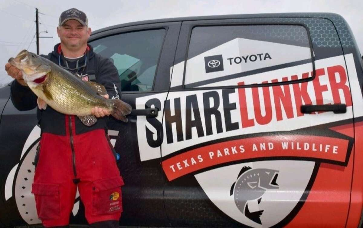 In another Texas tournament, angler Daniel Ramsey, from Trinidad, became the fourth Legacy Class member after catching a fish at 13.07 pounds on Saturday off Lake Palestine, which is about 100 miles southeast of Dallas.
