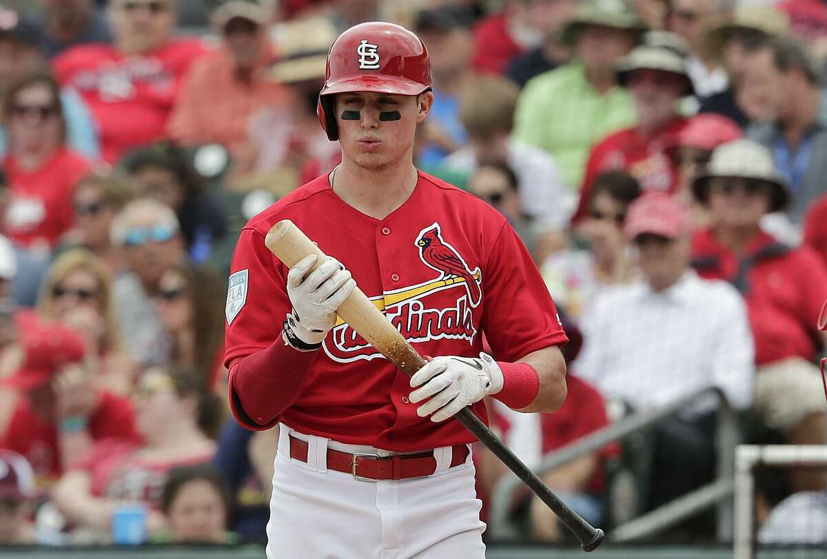 Drew Robinson, 28, was a utilityman for parts of three seasons with the Rangers and Cardinals, batting .202 with nine home runs and 22 RBIs in 100 games from 2017 to 2019. He signed with the Giants before spring training in 2020.