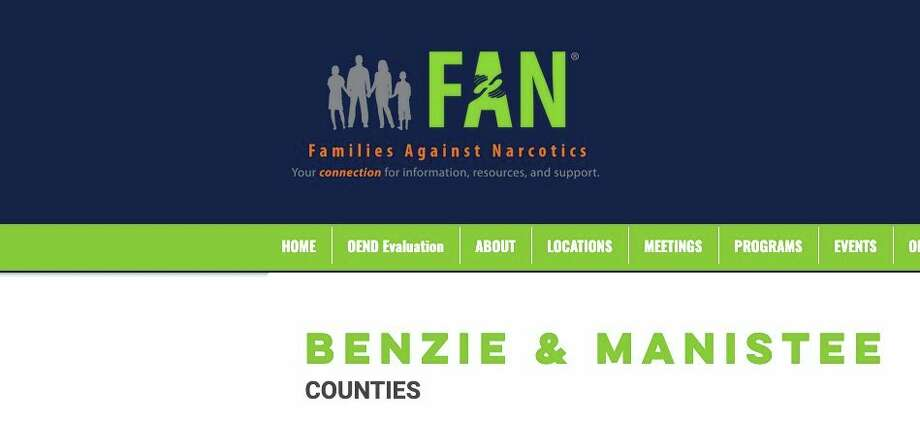 A newly formed Families Against Narcotics chapter for Manistee and Benzie counties aims to be that support and guidance for people with addiction and family members of people who have an addiction. (Screenshot/FAN )