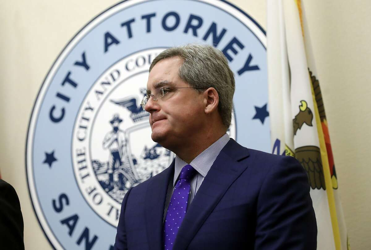 City Attorney Dennis Herrera sued the San Francisco Unified School District on Wednesday, demanding that it come up with a plan to reopen the city's schools.