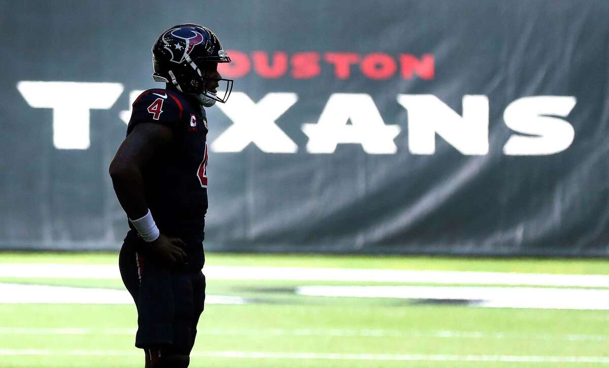 The hour isn't close to getting late in regard to a resolution of the impasse between the Texans and quarterback Deshaun Watson.