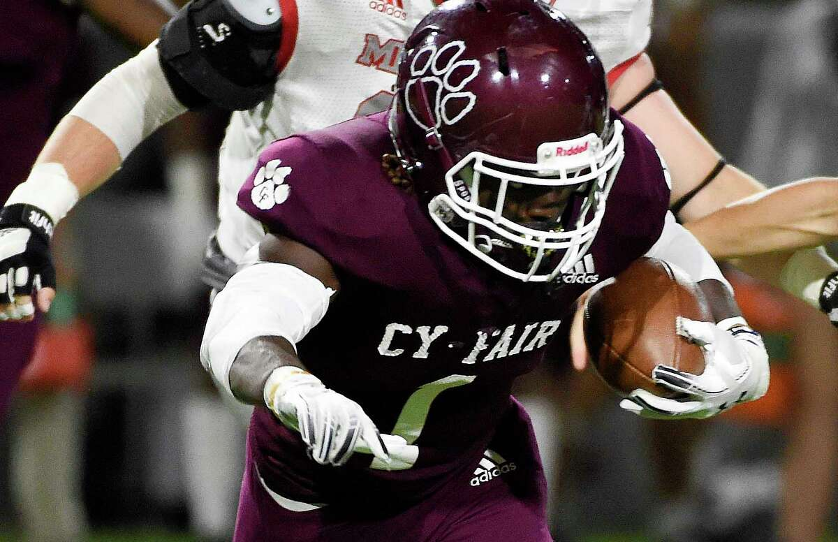 A&M got another solid addition to its recruiting class Wednesday in Cy-Fair running back L.J. Johnson, who picked the Aggies over Texas.