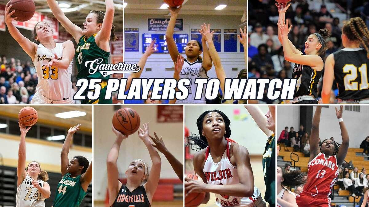25 Girls Basketball Players to Watch