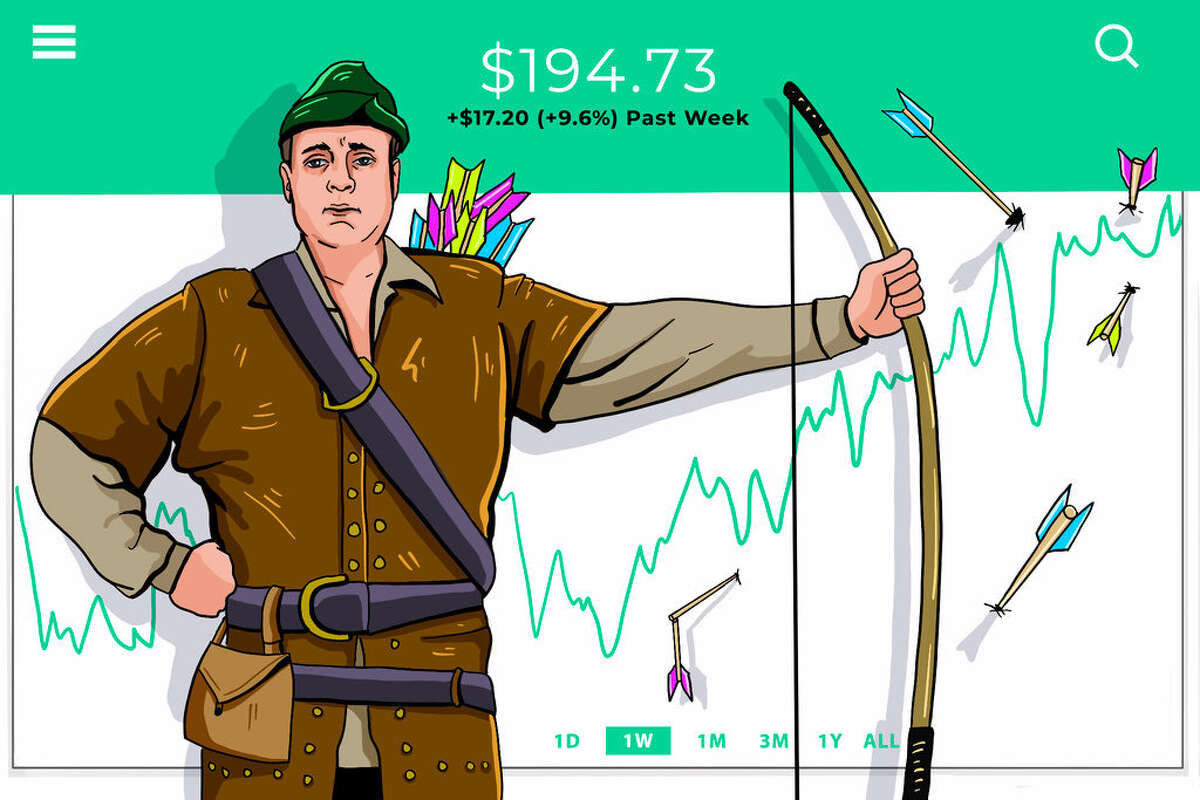 I put $100 in meme stocks and $100 in normal stocks. It proved my stock market theory correct.
