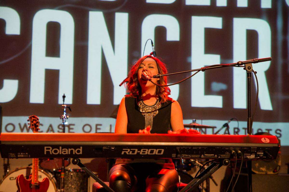 Christina Custode is based in Buffalo, New York, and has raised $1966 for Music Beats Cancer.
