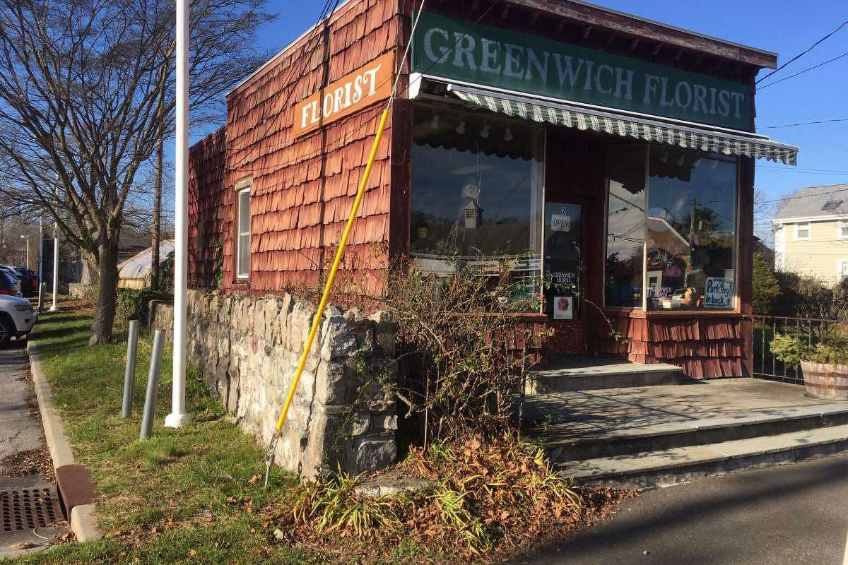 Under a plan approved this week, the Greenwich Florist building would be torn down and replaced by an apartment complex with multiple units.