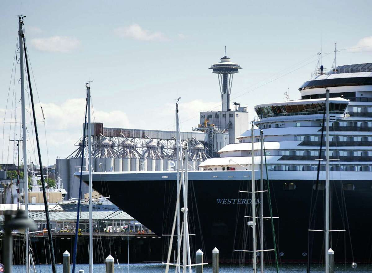 Holland America Line was one of several cruise companies that offered refunds for canceled cruises - but told people if they left their money with the company, they'd get a voucher for 125 percent of whatever they'd paid.