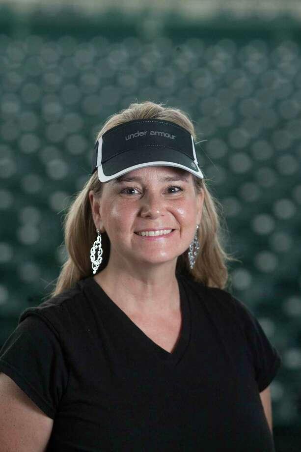 Vickie McMillian Photo: Karl Anderson / Staff Photo By Karl Anderson / Staff photo by Karl Anderson
