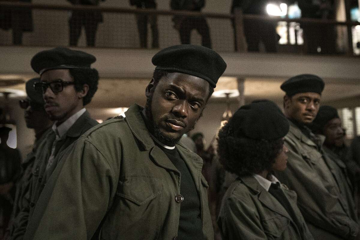 This image released by Warner Bros. Pictures shows Daniel Kaluuya in a scene from