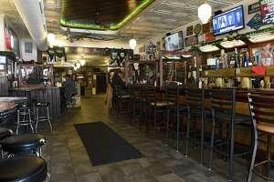 Interior of McGeary's Pub on Thursday, Feb. 4, 2021 in Albany, N.Y. (Lori Van Buren/Times Union)