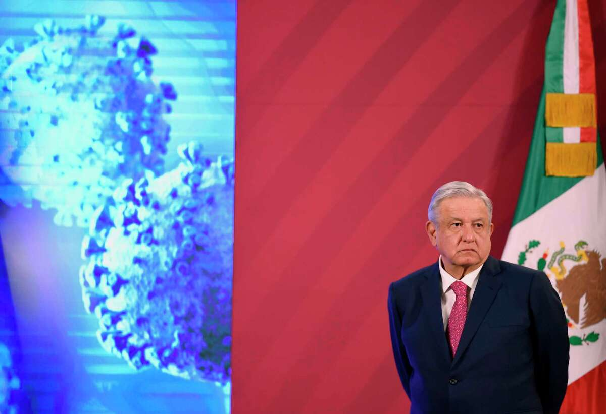 The relationship between the United States and Mexico has atrophied over the last four years. Improving it could be a tall order for President Joe Biden as he seeks to connect with Mexican President Andrés Manuel López Obrador, above.
