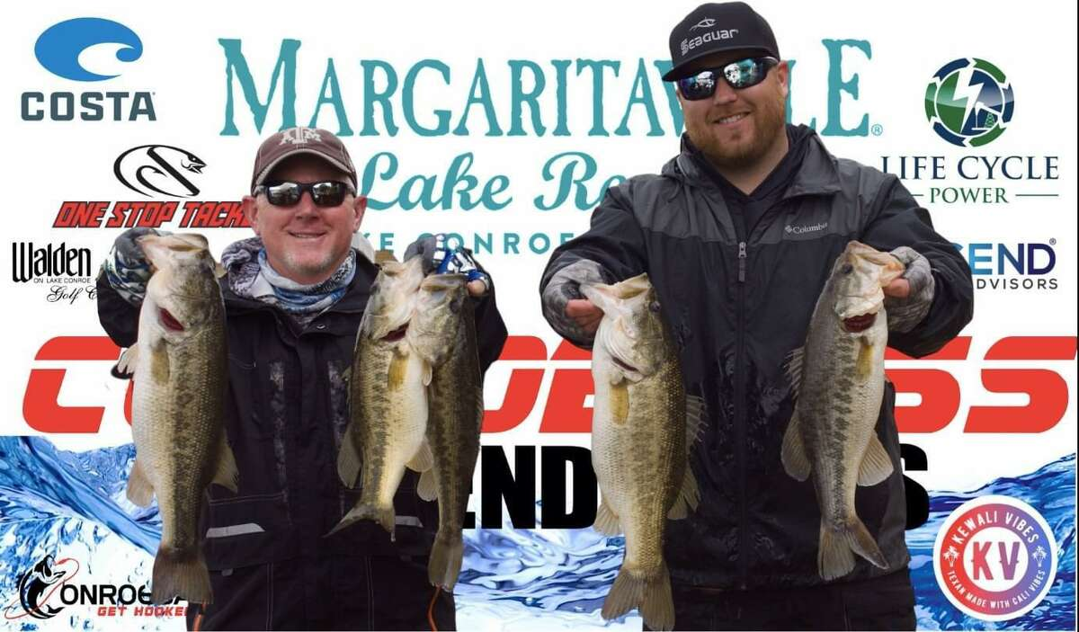 Tony Murray came in third place in the CONROEBASS Weekend Series Tournament with a total weight of 17.13 pounds.