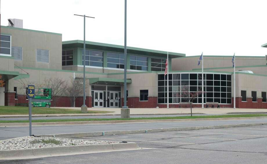 Manistee High School students switched exclusively to remote learning Thursday after quarantines left the school short-staffed. Three students had tested positive for COVID-19, and those found to have been in close contact were placed in quarantine for 14 days from the date of contact. (File photo)