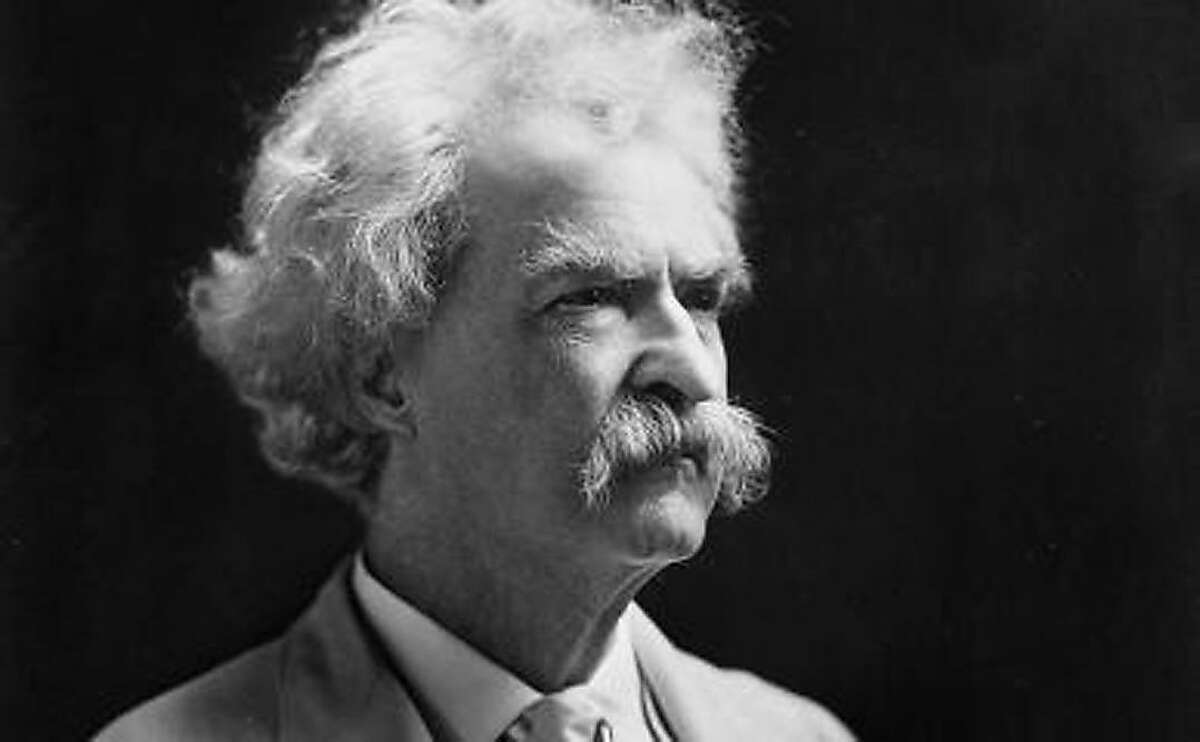A S.F. street is named for Mark Twain, who wrote disparagingly about Indians and Blacks.