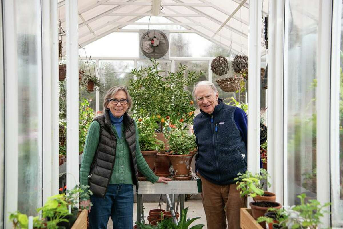 Winter Gardening with Bosco Schell and Page Dickey is being presented Feb. 7 at the Cornwall Library.