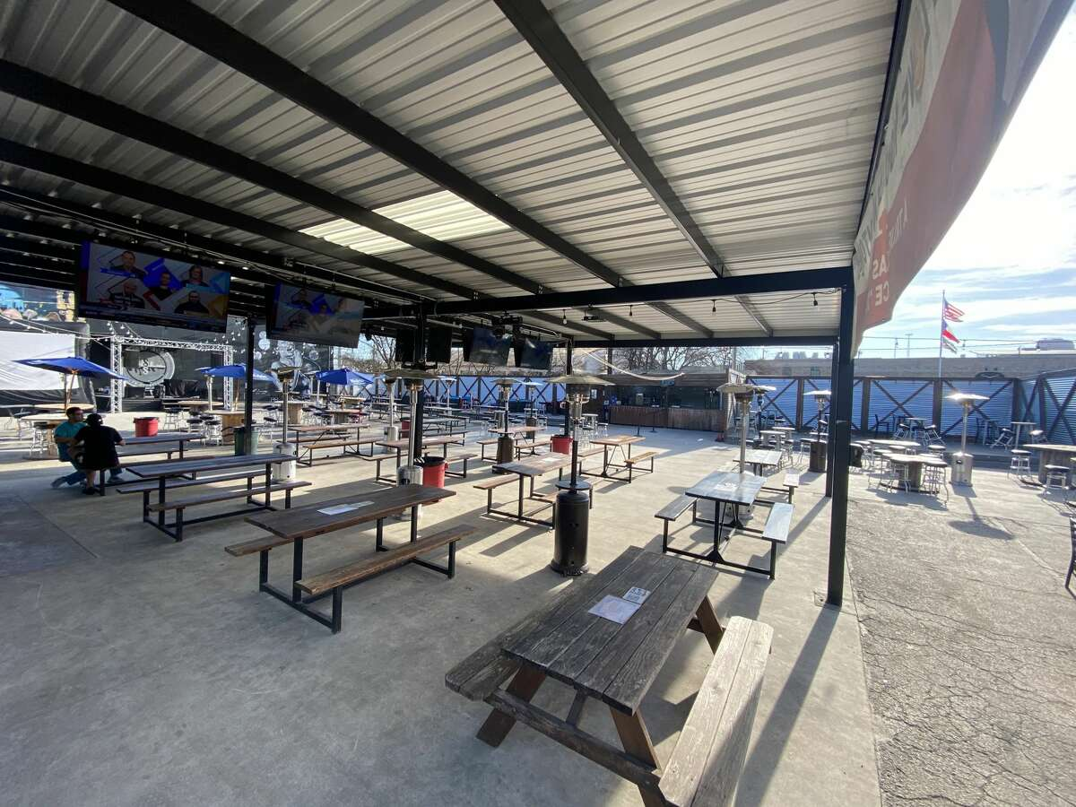 Social Spot is allowing guests to bring their own barbecue pits to the bar for Super Bowl LV on Sunday.
