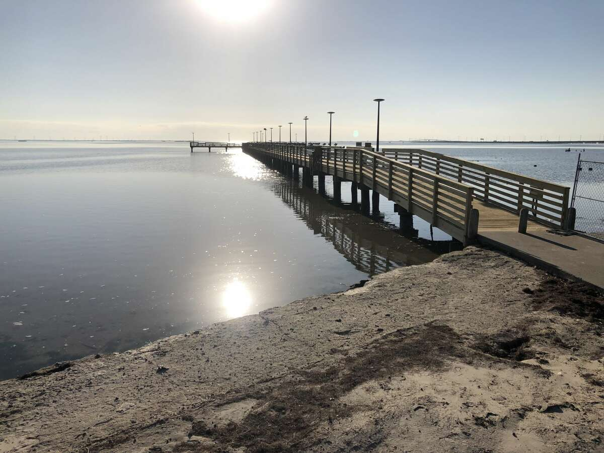 The Corpus Christi Parks and Recreation Department announced in a news release Wednesday the public can now use the Phillip Dimitt Municipal Fishing Pier, located at 101 Jester St. The pier is about a 2-hour drive from San Antonio.