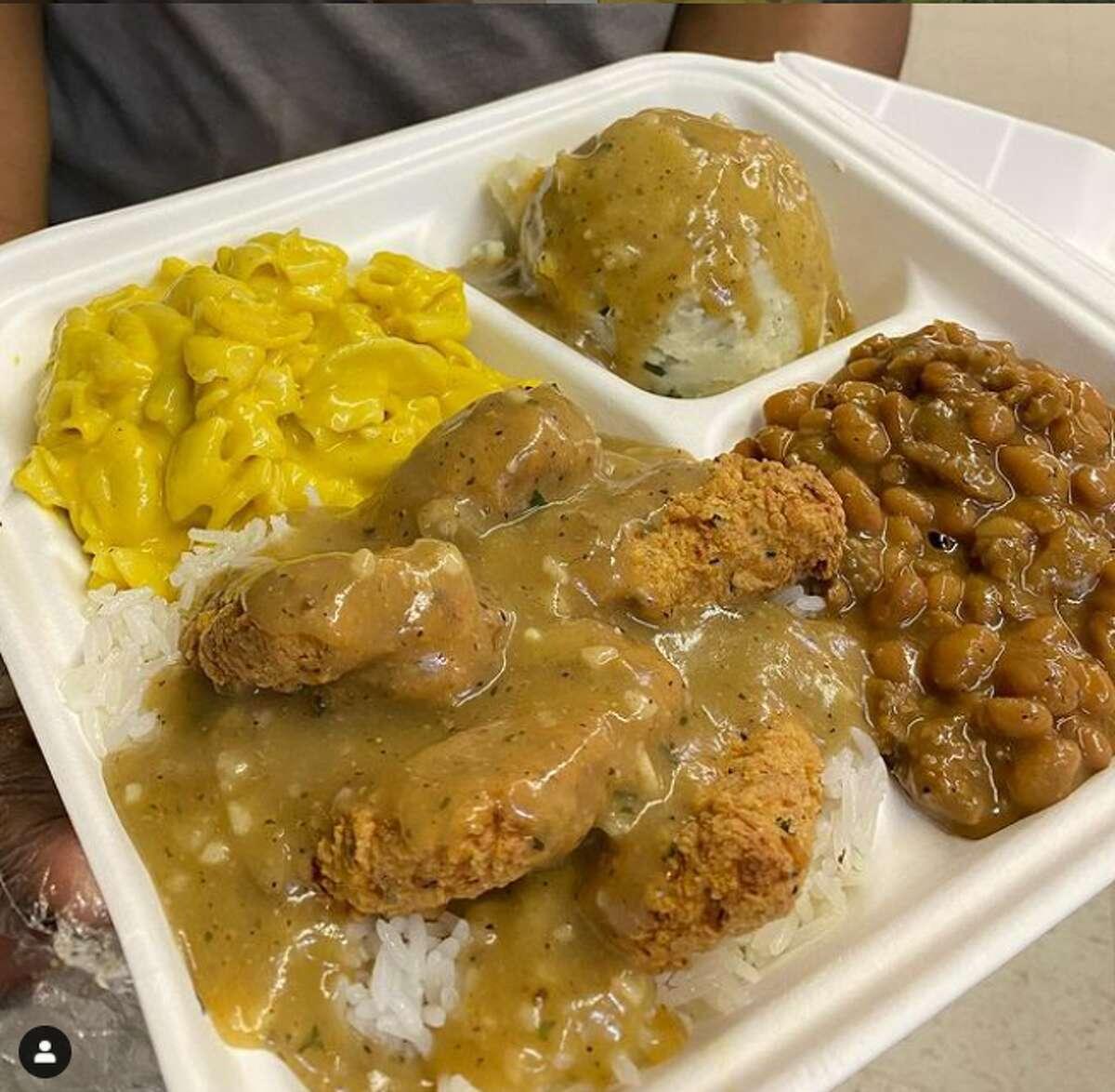 BINGE KITCHEN 449 McCarty Road, (210) 442-8126, eatbingekitchen.com CARMENS DE LA CALLE 320 N. Flores St., (210) 281-4349, carmensdelacalle.com