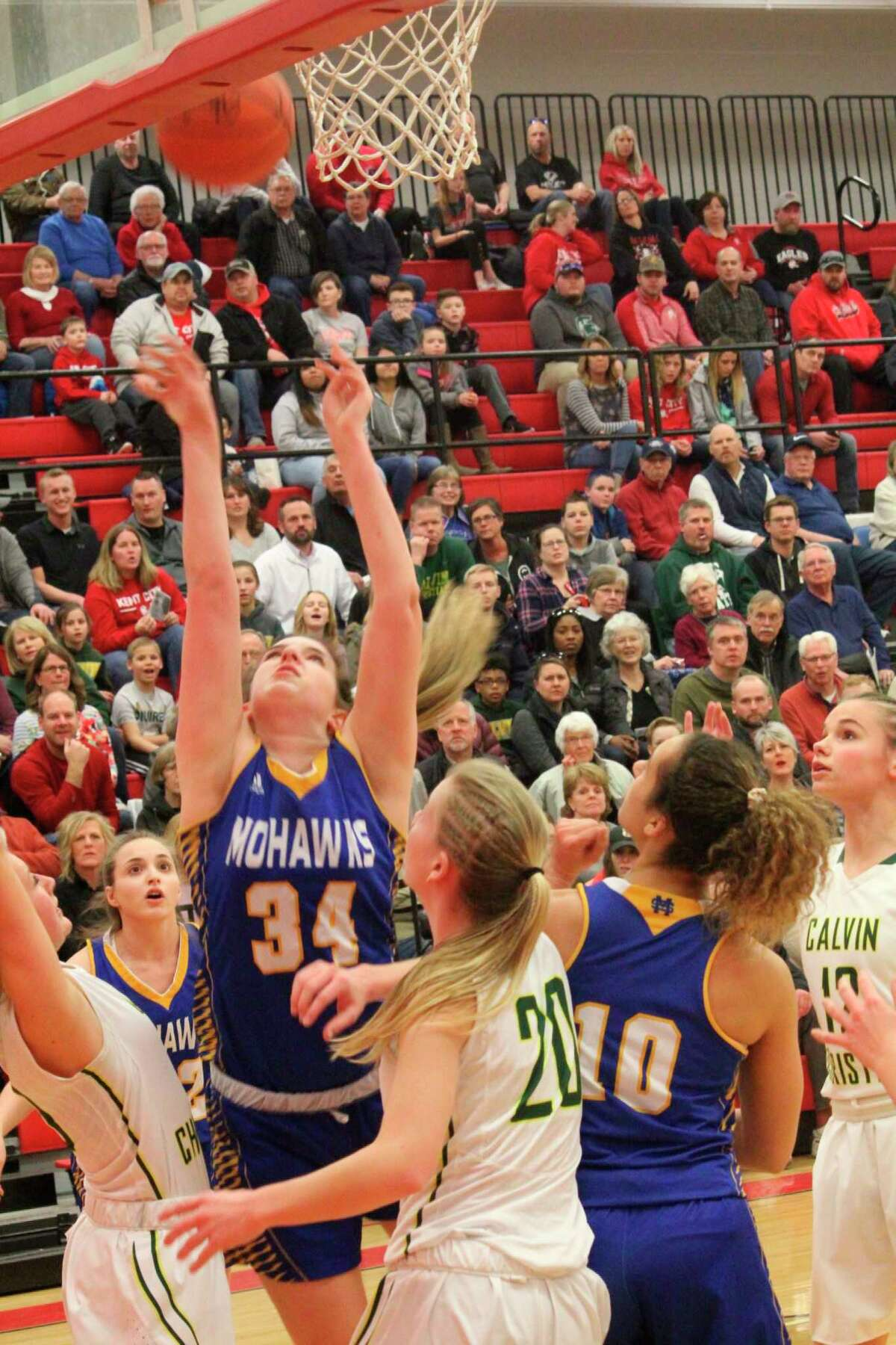 Girls basketball and other spring sports will be able to have games starting next week. (Pioneer file photo)