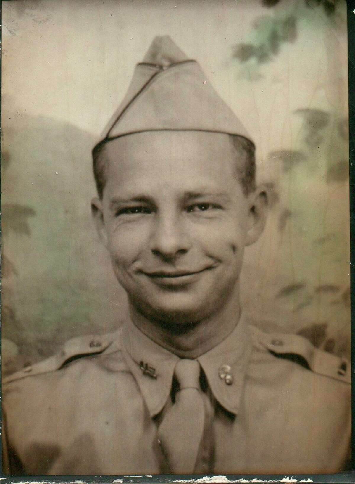 Pictured is Second Lieutenant Carl A. Gerstacker, 1941. (Photo Provided)