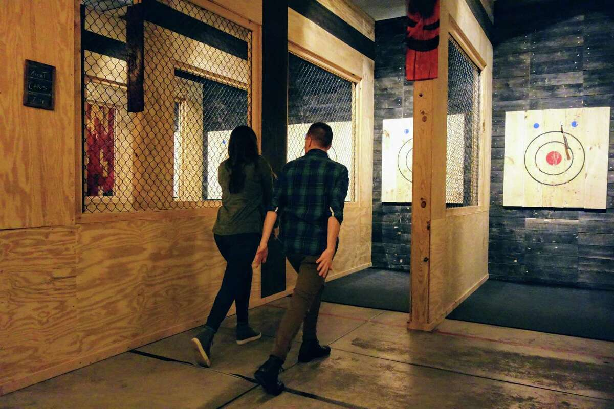 Ax-throwing has become an increasingly popular pastime since the creation of the International Ax Throwing Federation in 2016.