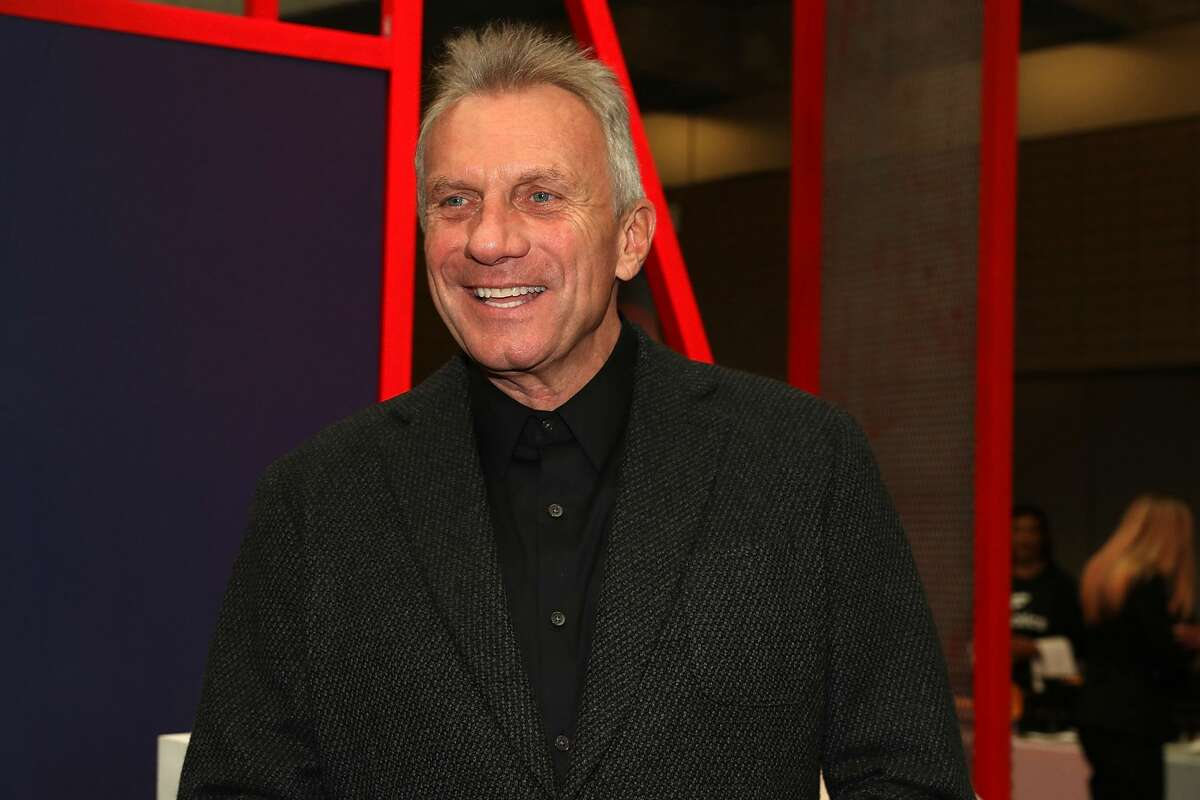 Joe Montana attends Fanatics Super Bowl Party at College Football Hall of Fame on Feb. 2, 2019.