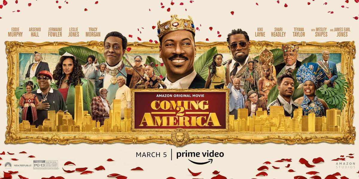 'Coming 2 America' soundtrack will be released the same day as the film.