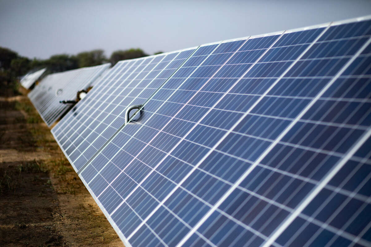 French oil major Total is planning to develop four solar projects near Houston.