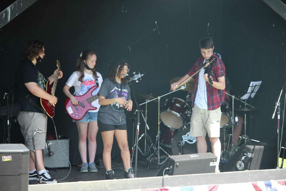 The Two Town Showdown for musical acts in the Region 10 school district is set to begin March 2. Pictured are performers at the 2019 festival.