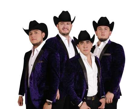 Regional Mexican band Calibre 50 has a new album called 'Vamos Bien.'