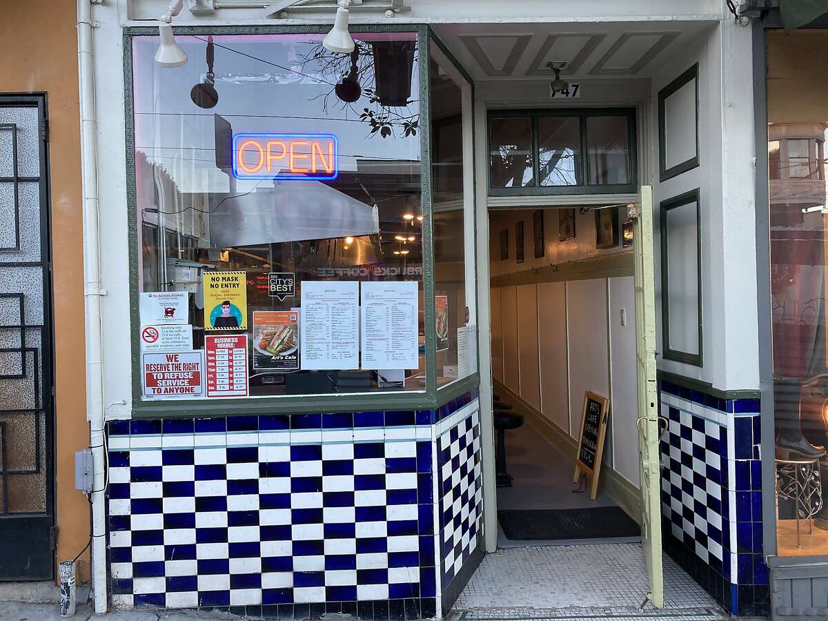 Art's Cafe, a beloved 31-year-old Inner Sunset diner that closed in July when its owners retired, reopened Friday even after fans thought its cozy narrow counter and hash brown sandwiches were gone forever.
