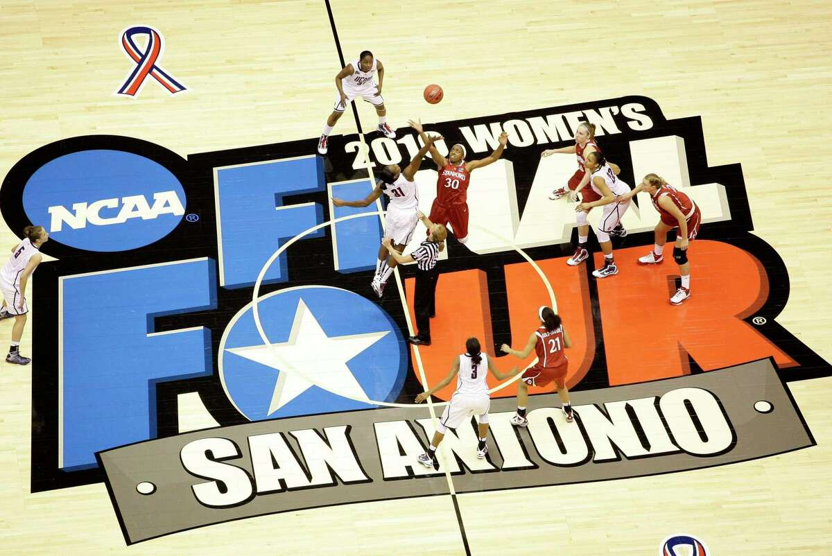 San Antonio previously hosted the NCAA Women's Final Four in 2002 and 2010.