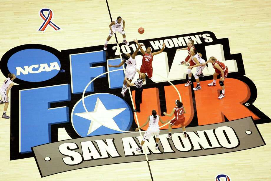 San Antonio previously hosted the NCAA Women's Final Four in 2002 and 2010. Photo: Eric Gay / AP / AP