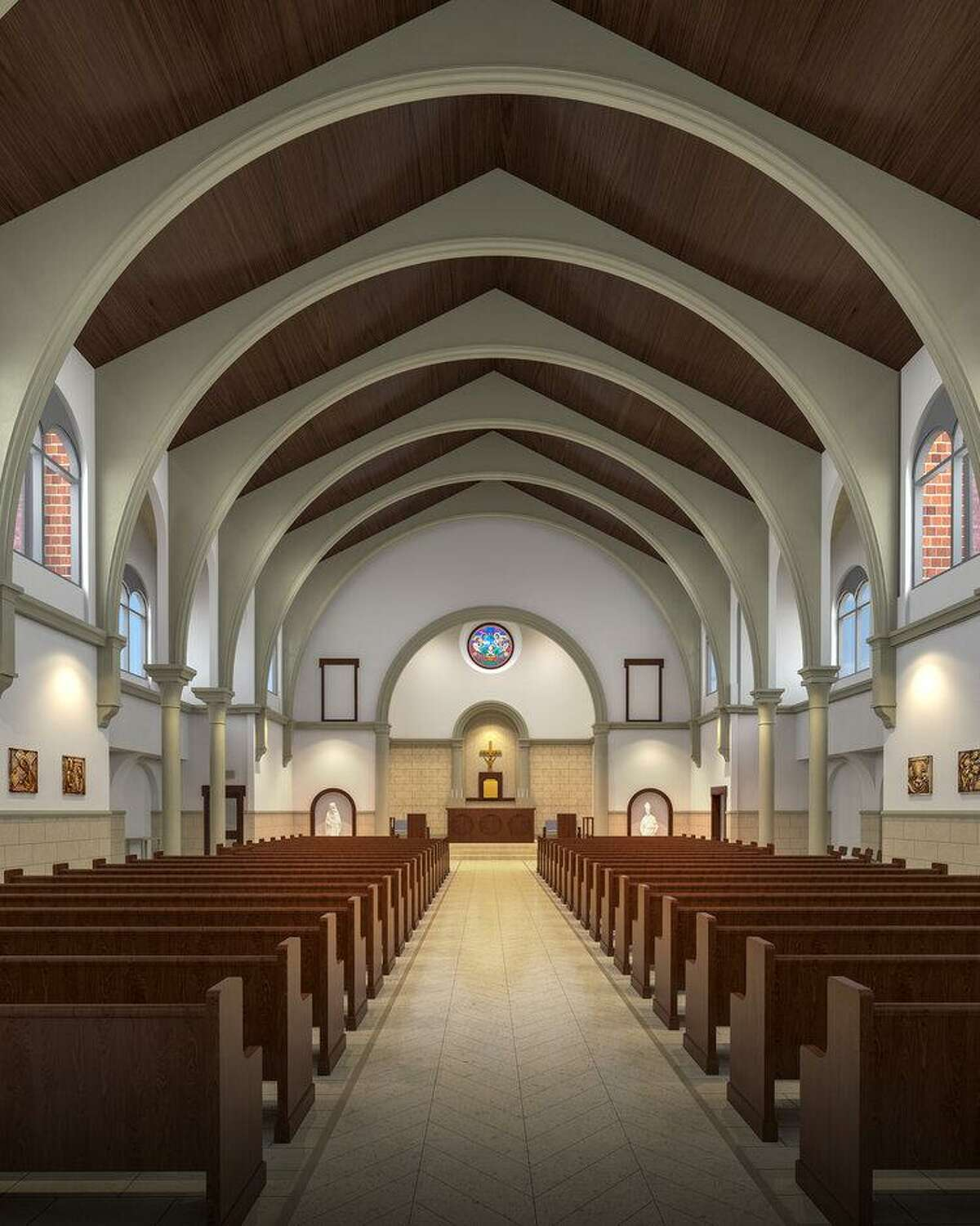 St. Anthony of Padua Catholic Church of The Woodlands plans to have its permitting for a new chapel finished by the end of next month. The new chapel, Our Lady of the Angels, is expected to break ground before the end of the year, and the church hopes to be celebrating its opening by Christmas of 2021.