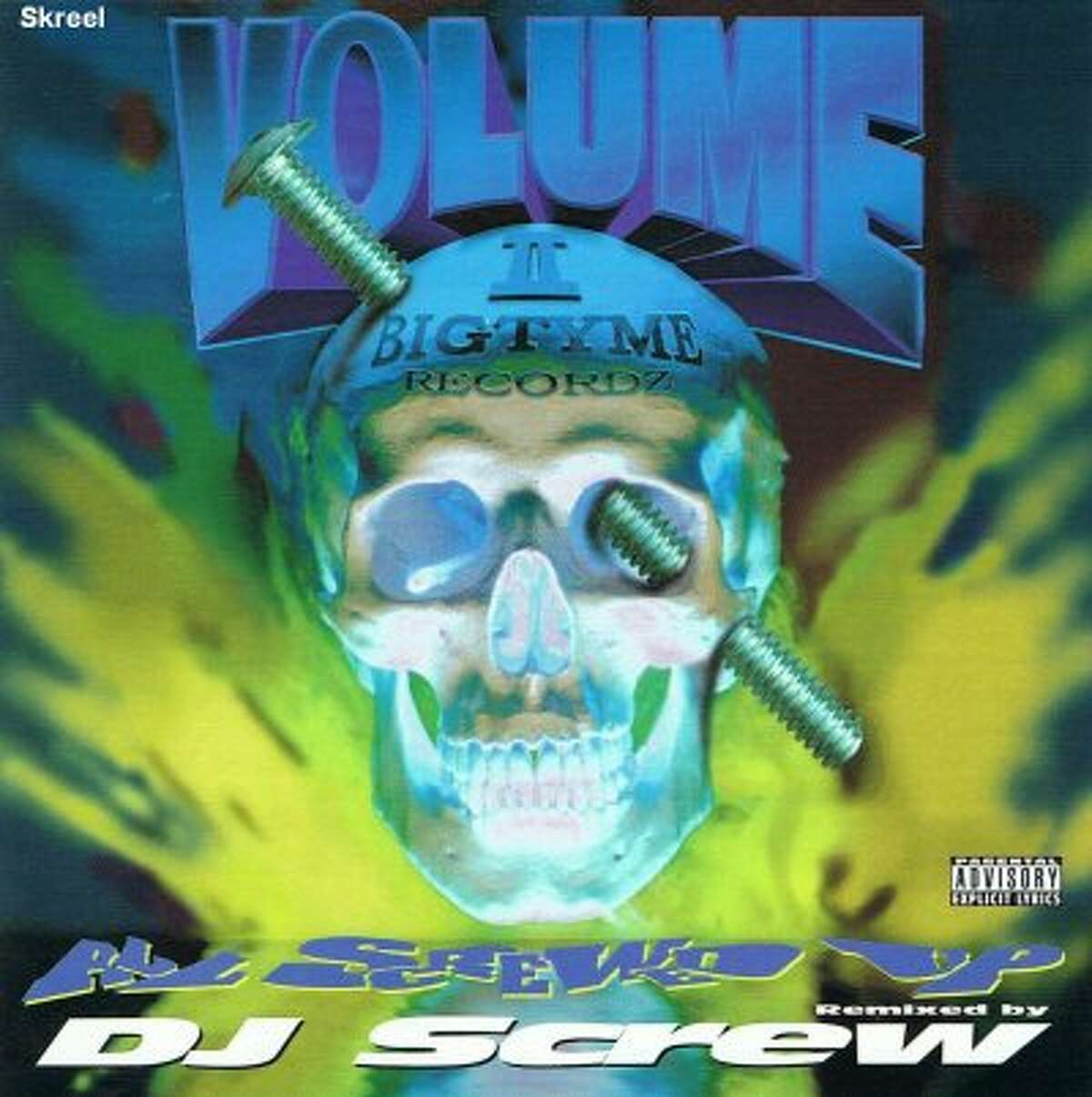 "Bigtyme Recordz - ""Vol. 2 - All messed up."" 1995, Bigtyme Recordz, Houston, Texas"