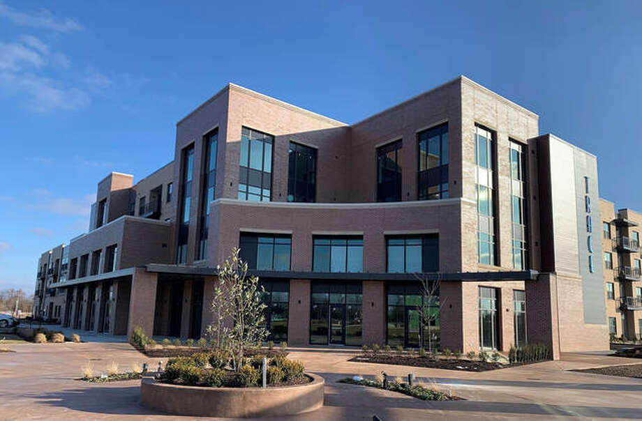 Trace on the Parkway, the area's new, $50 million mixed-use development, is located on Route 157 across from SIUE and near downtown Edwardsville. Photo: Courtesy Of Kunkel Wittenauer Group
