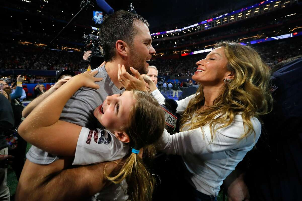 Gisele Bundchen, supermodel and Tom Brady's wife, could get plenty of screen time if Brady and the Buccaneers play well.