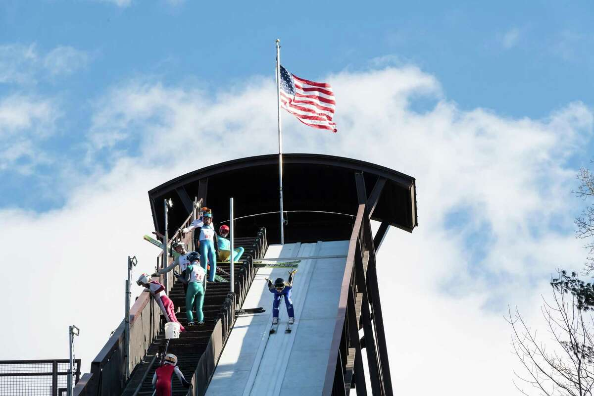 Jumpfest, a ski jump competition and fundraiser that has been running for 95 years will be held Feb. 12-14 in Salisbury.