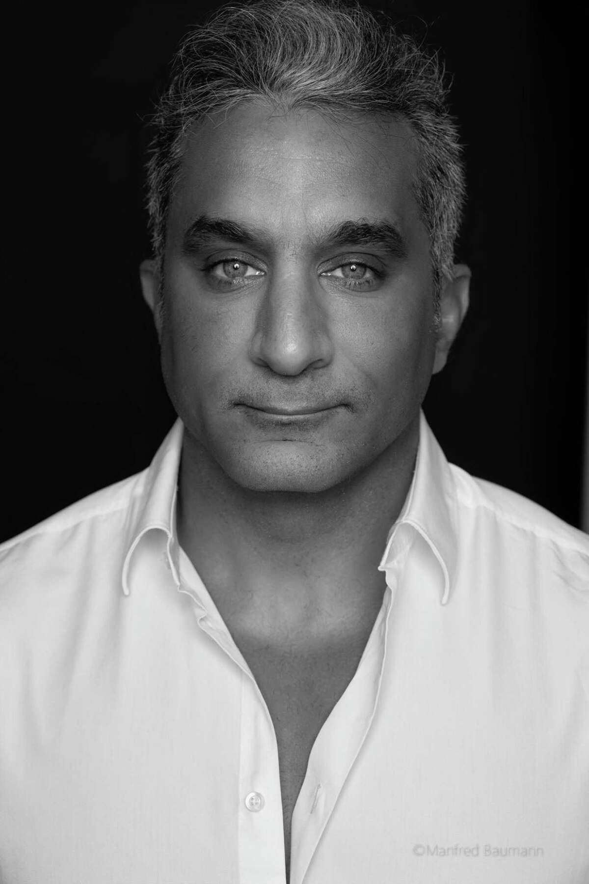 Bassem Youssef will perform at the Stress Factory in Bridgeport Feb. 11-13.