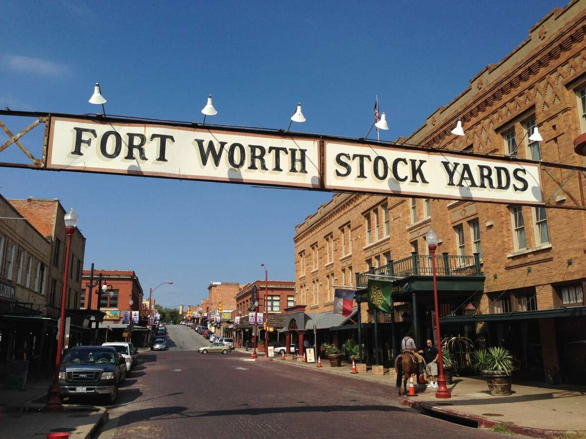 Fort Worth and the Hill Country made Travel & Leisure's list of the top U.S. destinations to travel in 2021.