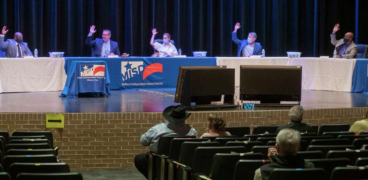 After reaching record totals in 2020-21, district officials prepare for less revenue, a lower recapture payment, no student growth, no reduction in the teacher workforce and more money in a teacher's paycheck.