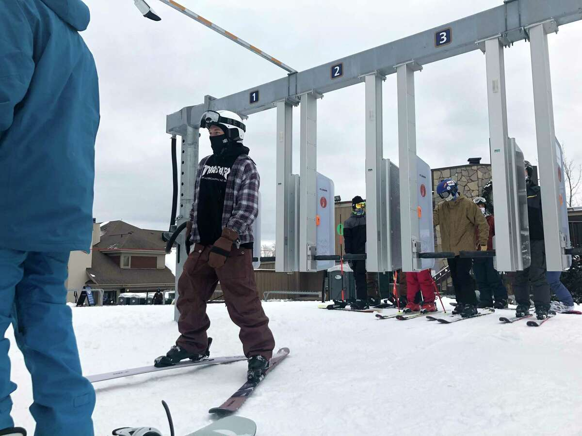 All 58 downhill trails are open at Crystal Mountain. (File photo)