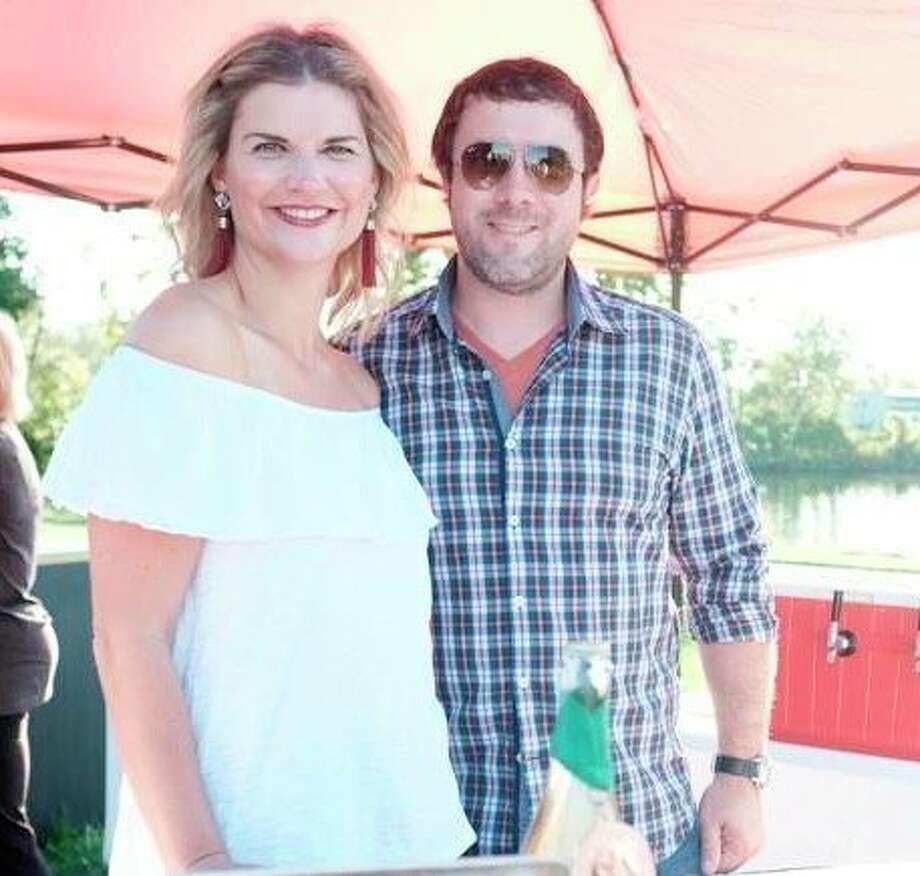 Nicole and Rafe Ward