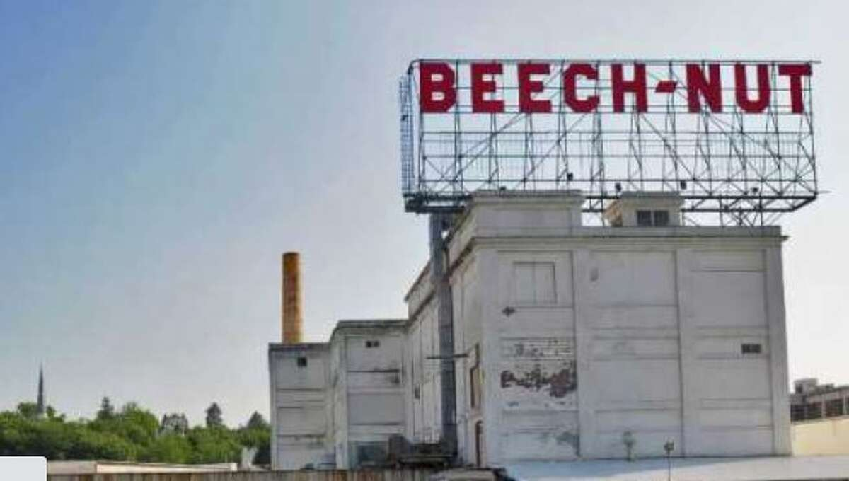 The former Beech-Nut plant in Canajoharie manufactured baby food and related products.