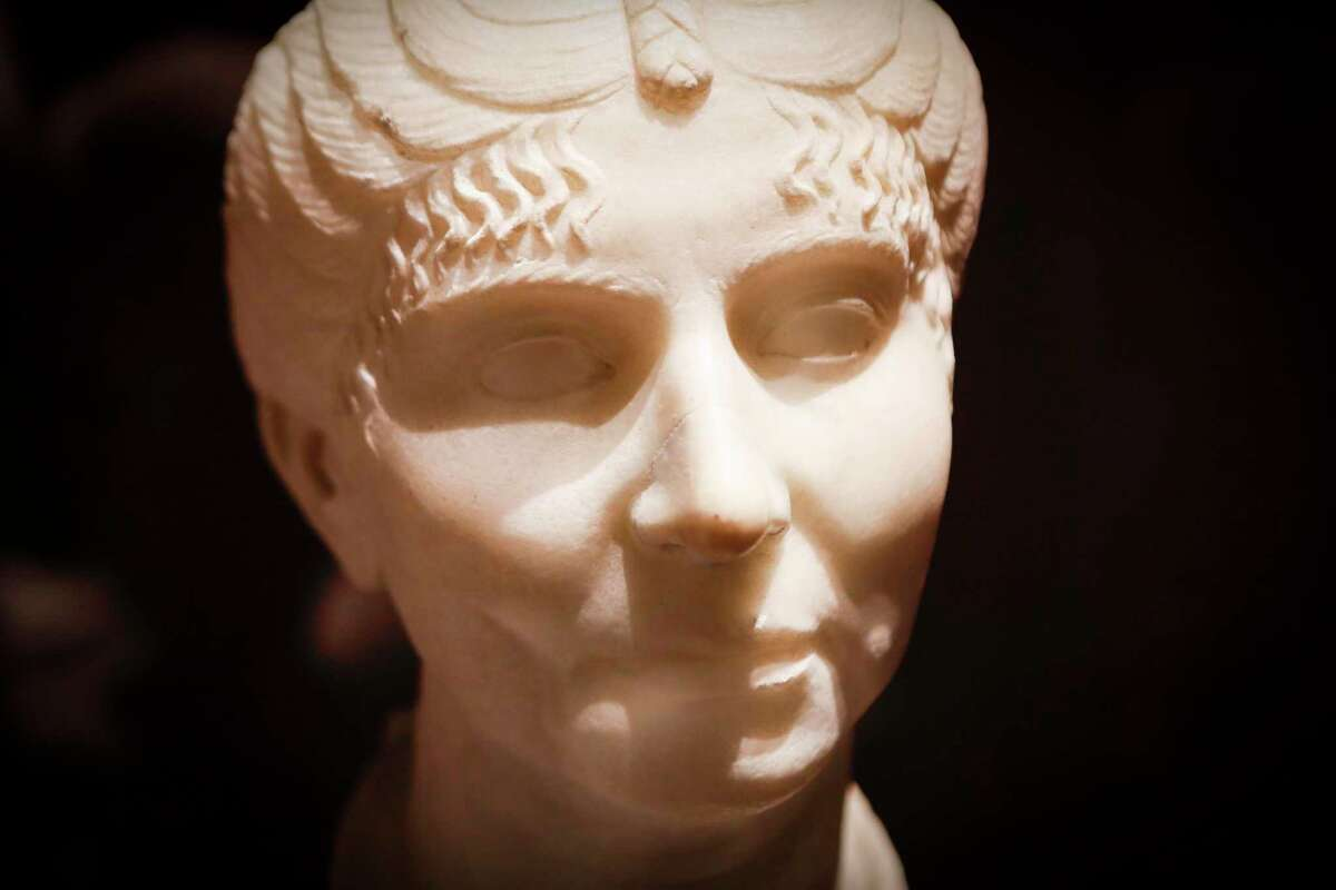 A Portrait of Agrippa from