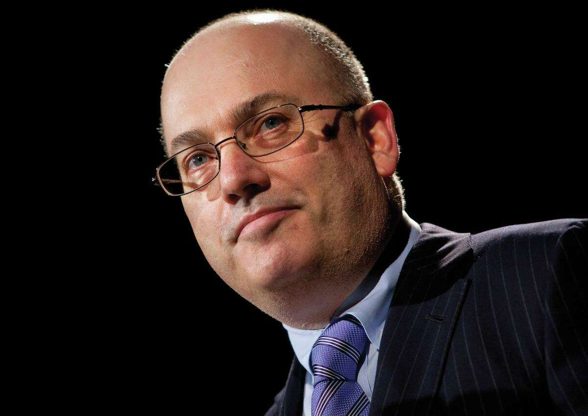 Steven Cohen is founder of Stamford, Conn.-based hedge fund Point72 Asset Management.
